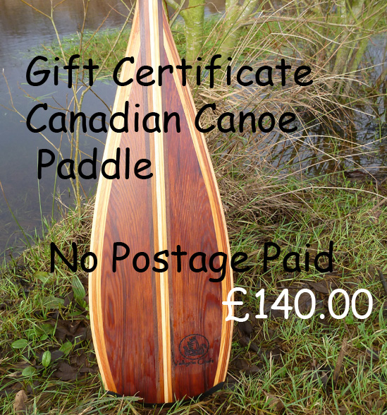 canadian gift cert no postage