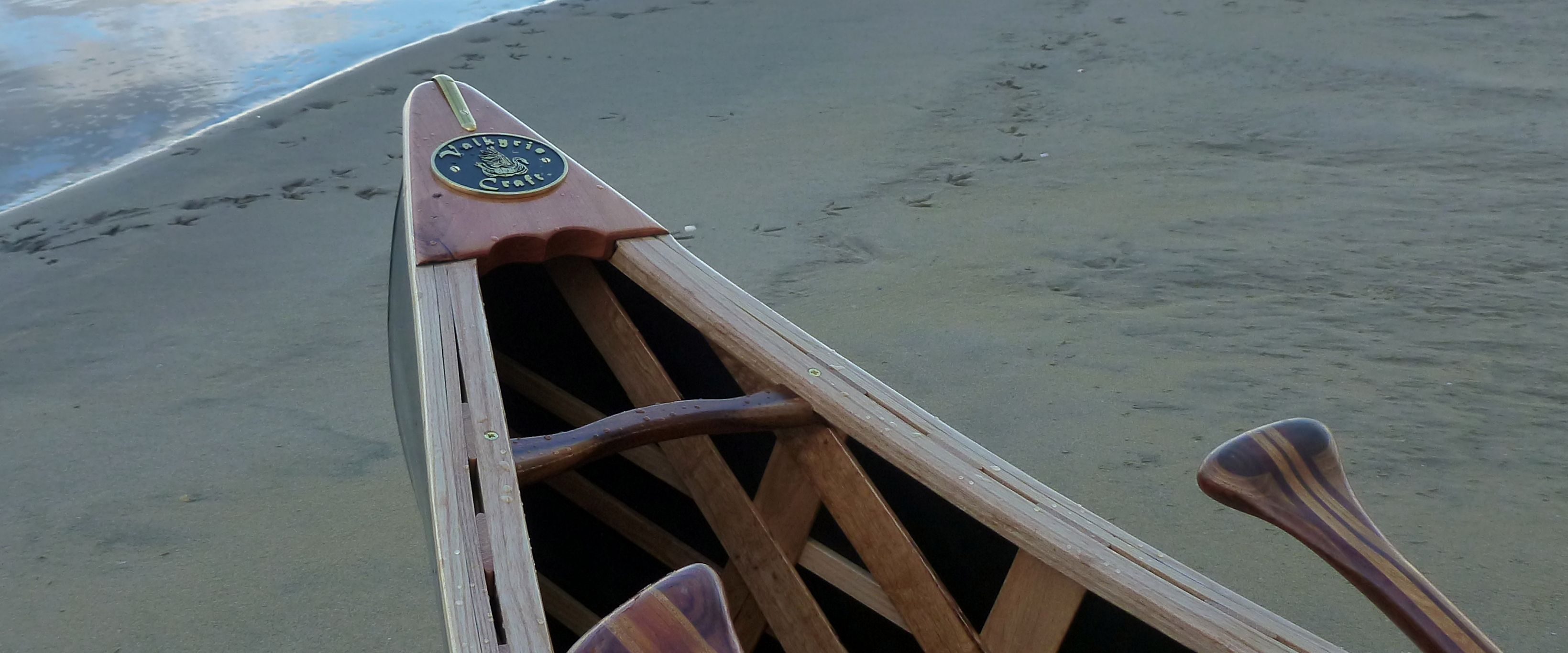 Mist - Skin on Frame Lightweight Open Canoe - Valkyrie Craft